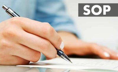sop writing, pelatihan sop writing, training sop wraiting