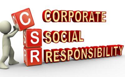Coorporate Social Responsibility (CSR)