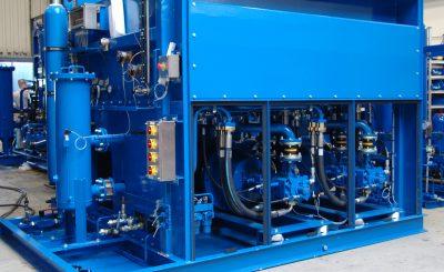 Control Hydraulic System Power Training