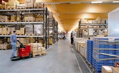 Training Manajemen Ligistik, Stok, dan Inventory